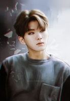 Monsta X Kihyun by bornto-i