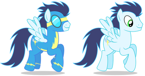 Soarin' Hovering by 90Sigma