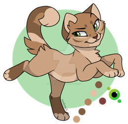 OPEN - Cat Adopt by Katez-Adopts