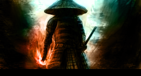 The Way of the Samurai by Artist-SV