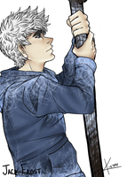 Jack Frost by gryphonslade