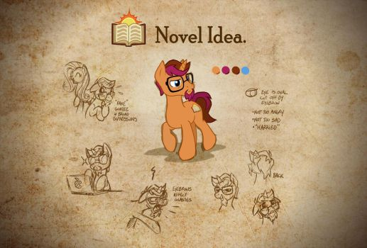 Novel Idea Final by MLP-NovelIdea
