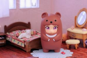 Bear Sleeping Bag! by Awesomealexis1