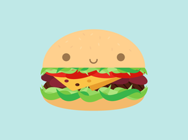 Hamburger by apparate