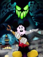 Epic Mickey by URESHI-SAN