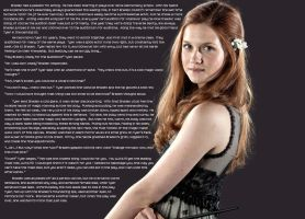 Acting (Bonnie Wright) TG by unit1138