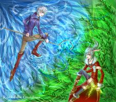 Rise of the Guardians by Kryhelis