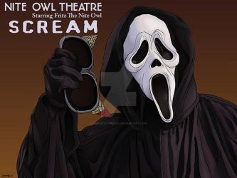 Scream by monsterartist