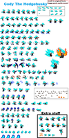 New Cody Sprites 5.0 by FrostBurned-Soul
