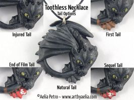 Toothless Tail Options by Chaotica-I