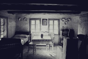 Old house 2 vintage photo by Ondrejvasak