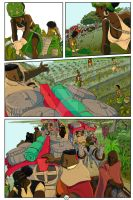Kamau: Quest for the Son p.56 by Kebiru