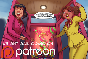 New Comic on Patreon! by 0pik-0ort