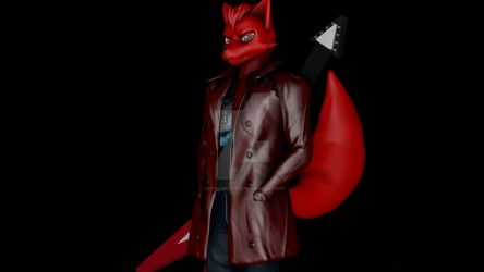 The Fox Sin of Greed by CaptainFoxy18