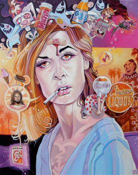 The Decline of Western Civilization by davidmacdowell