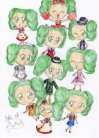 Lots Of Mimi's by lillilotus