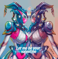 Let me be your Valentine by maze-d