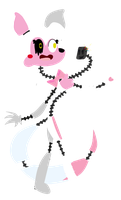 Five Nights at Freddy's ~Mangle~ by YannidEarth