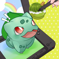 Bulbasaur Amie by SeviYummy