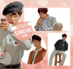 [PNG] SUNGJAE(BTOB) - PNG PACK #10 by michiru92