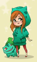 Pokemon Bulbasaur by oOCherry-chanOo