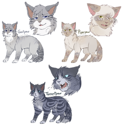 Customs for sn0wadopts by CascadingSerenity
