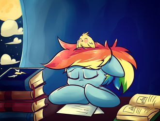 Sleepy Dash by Bloodatius