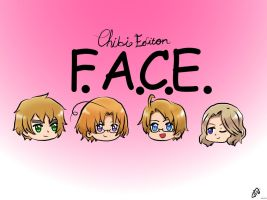 FACE family by The-Little-Snowflake