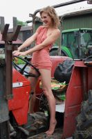 Anna the farmer's wife 9 by PhotographyThomasKru