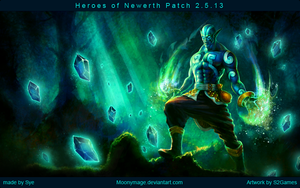 Heroes of Newerth 2.5.13 Patch Screen by Moonymage