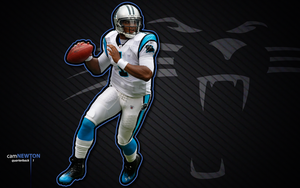cam newton wallpaper 1 by jb-online