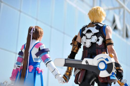 Into the Star Ocean by Imriel87