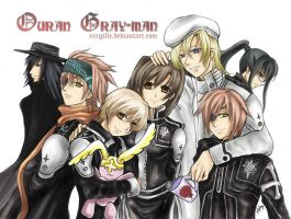Ouran grayman by Xergille