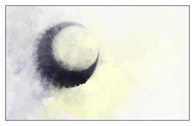 Pale Moon of January by OutsideFate