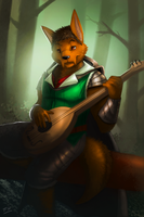 The Bard by 7THeaven