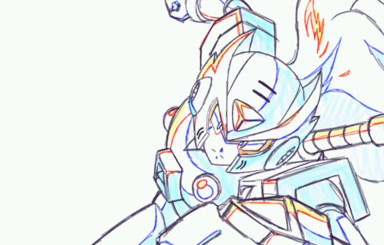 Zero ( Clip Studio Paint Animation Test 2) by innovator123