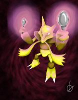 Psywave Alakazam Finished