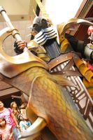 TGS Con 2010-Monster Hunter 02 by Constrictorz