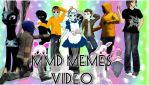 MMD MEME's Video by reaperdeathlove