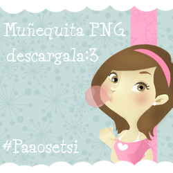 Nena png :) by PaoTutoriales