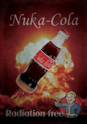 Fallout 3 : Nuka Cola by Mergorti