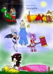 Sonic and Mario: Meanwhile by Cloba94