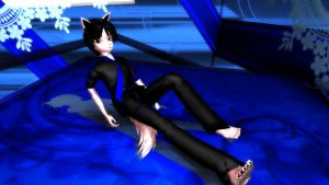 MMD Newcomer Beat Okamine by Pokeluver223