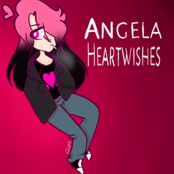 Angela Heartwishes by snyxie29