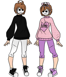 Sweater Crys by ineedalife12