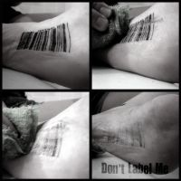 Don't Label Me by kml91225