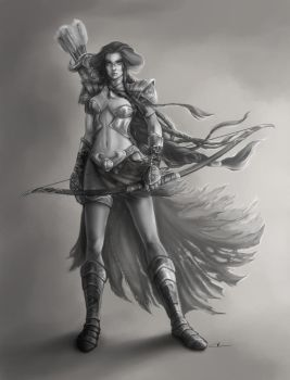 Warrior by CESIC