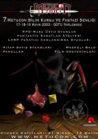 Metucon 2003 Poster by lithaen