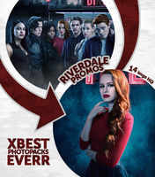 Photopack 30398 - Riverdale (Season 2 promos) by southsidepngs