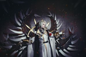 Trinity Blood new by JustMoolti